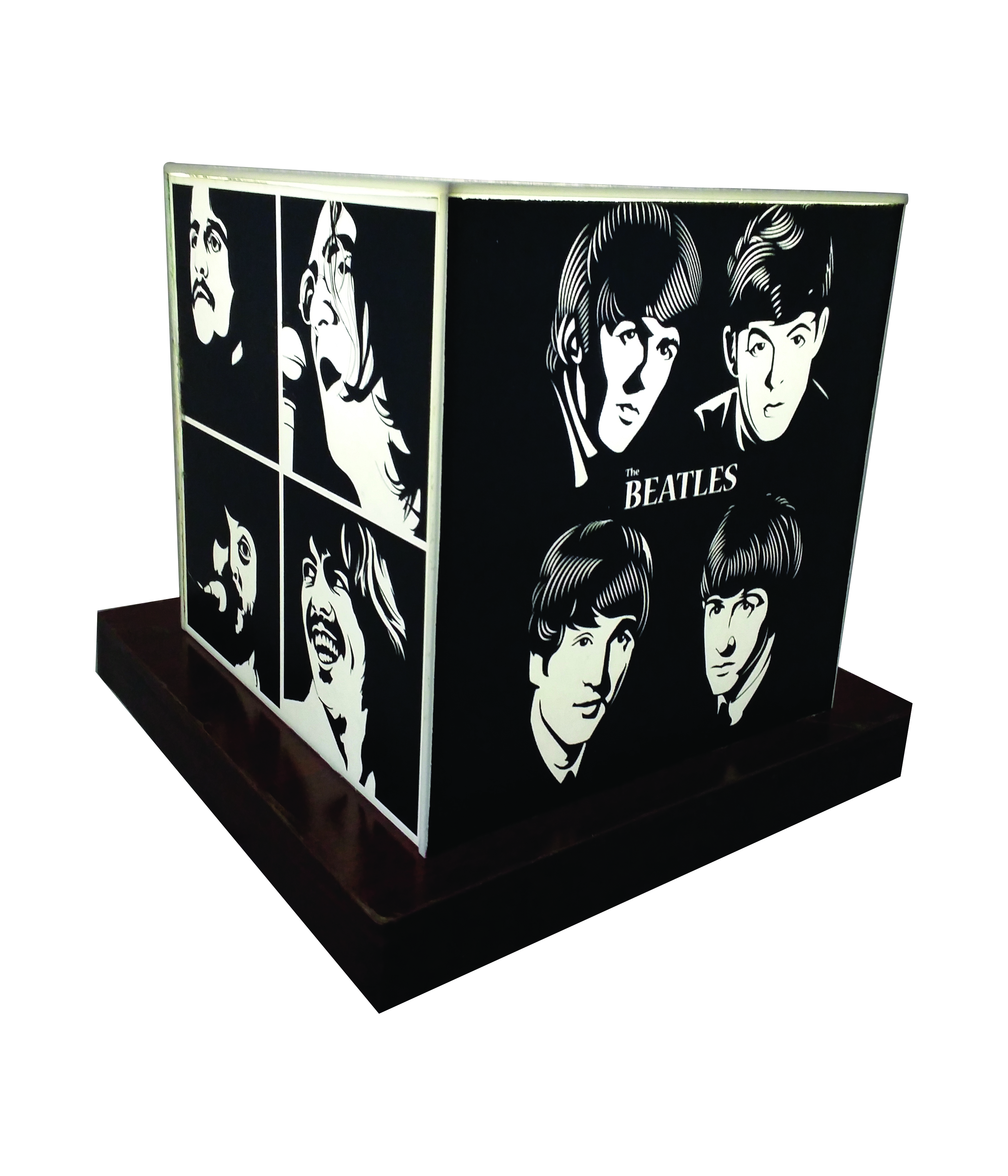 THE BEATLES LAMP 2