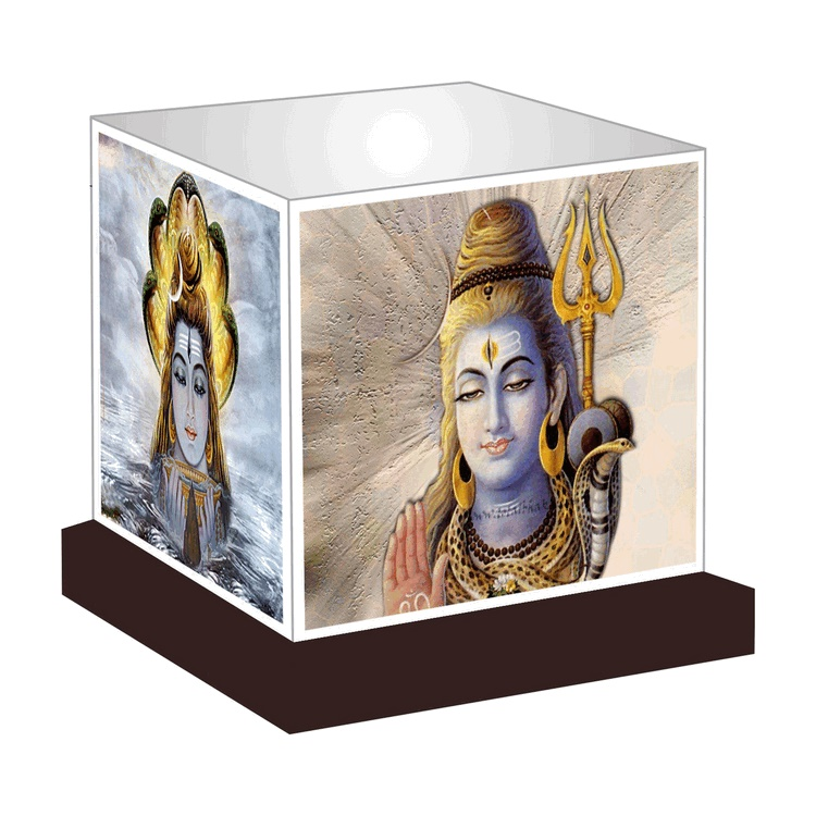 Lampshades Online LORD SHIVA 03
