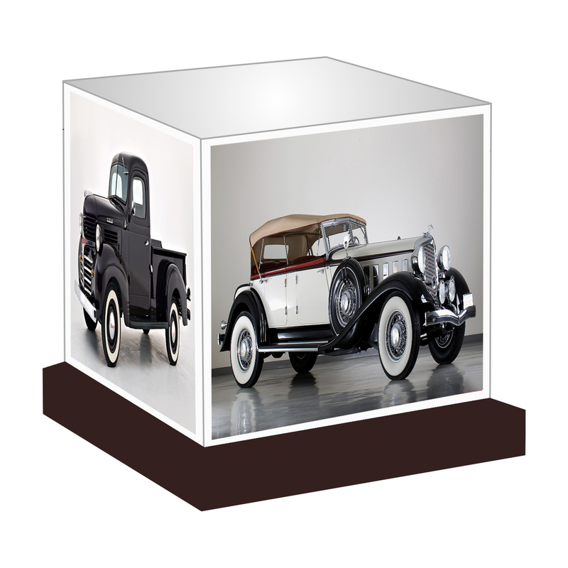 Vintage Cars Night Lamp 2