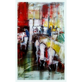 BUY LANDSCAPE PAINTINGS ONLINE 'RESTAURANT'