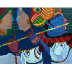 PAINTINGS ONLINE RADHA KRISHNA
