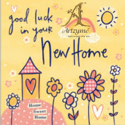 New Home Gift Card