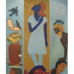 PAINTINGS ONLINE 'KALYUG'
