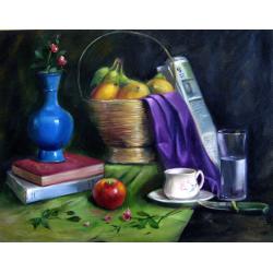 Paintings Online 'Fruit Basket 1'