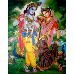 TANJORE PAINTINGS ONLINE RADHAKRISHNA LOVE