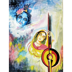 PAINTINGS ONLINE 'MEERA DEEWANI'
