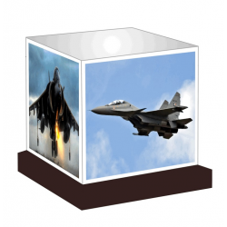 'Air Force Night Lamp 1'