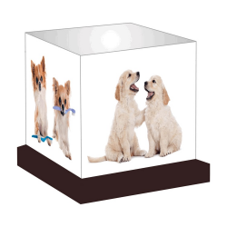 Lampshades Online Adorable Dogs