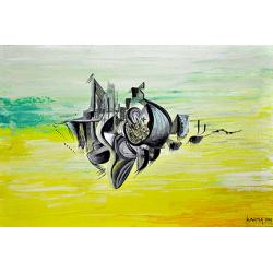 Karma Arora 'Modern art 1'