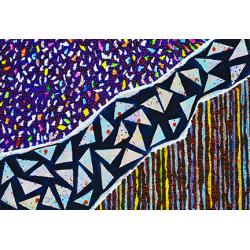 Koneco 'Abstract painting'