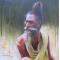 Painting Yogi