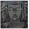 Acrylic on Canvas 'Buddha'